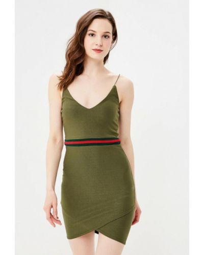 Платье - зеленое Lozana Paris