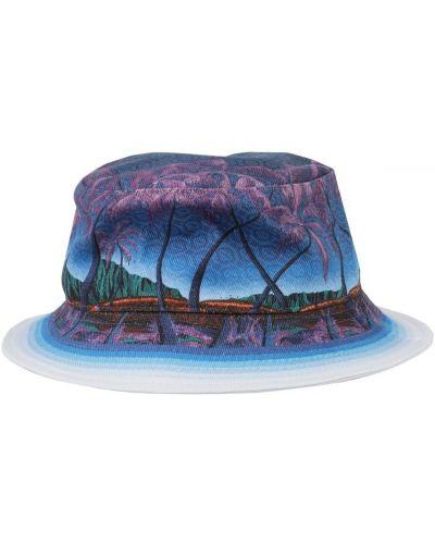 Niebieski kapelusz Casablanca