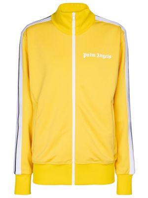 Желтая куртка Palm Angels