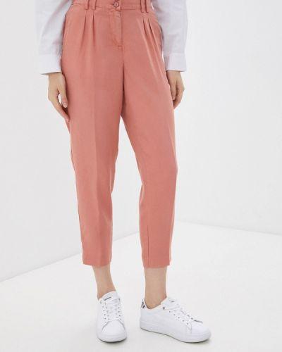 Розовые брюки повседневные B.young