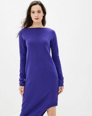 Платье вязаное фиолетовый Vilatte