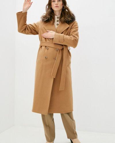 Коричневое пальто Avalon