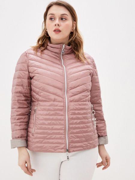Утепленная куртка демисезонная весенняя Elena Miro