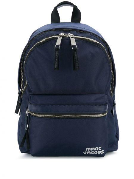 Plecak torba na plecak niebieski Marc Jacobs