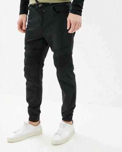 Черные брюки Stitch & Soul