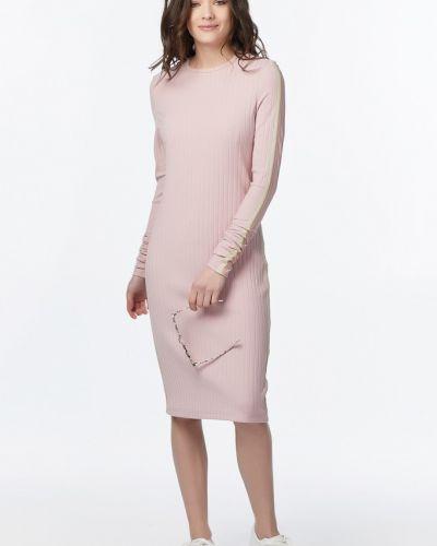 Платье трикотажное лапша Fly