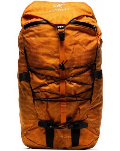 Рюкзак оранжевый Arcteryx