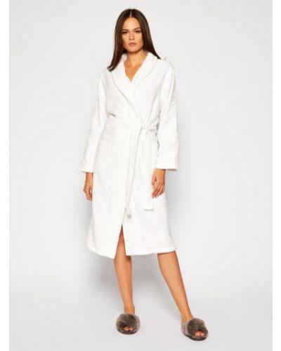 Szlafrok - biały Calvin Klein Underwear