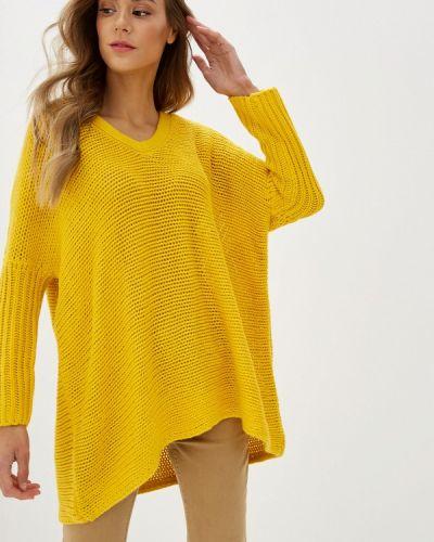 Пуловер желтый Noisy May