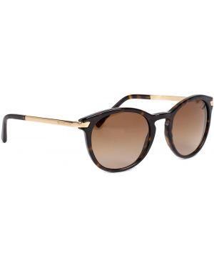 Okulary przeciwsłoneczne dla wzroku brązowy Michael Kors