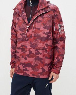 Куртка легкая бордовый Forward