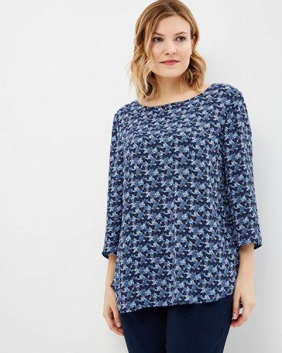 Блузка синяя весенний Rosa Thea