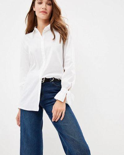 Белая рубашка с длинным рукавом Gerry Weber