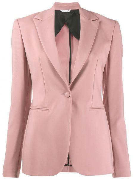 Розовый пиджак Tonello