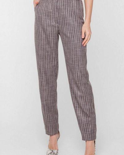 Зауженные серые брюки Lo