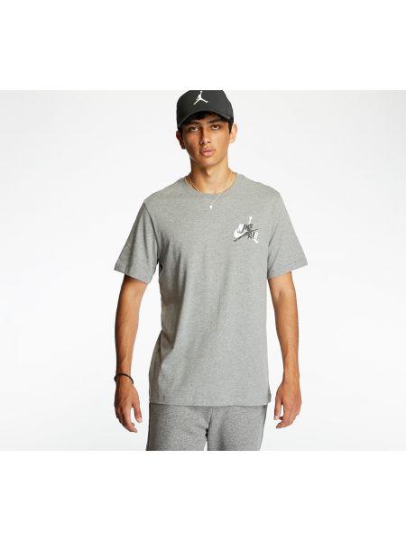 Szary t-shirt Jordan