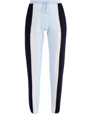 Свободные брюки с лампасами с накладными карманами Lorena Antoniazzi
