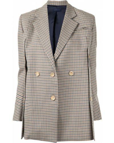 Удлиненный пиджак с карманами Eudon Choi