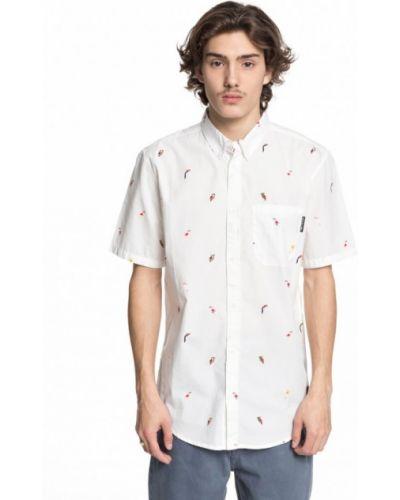Белая рубашка с длинным рукавом Dc Shoes