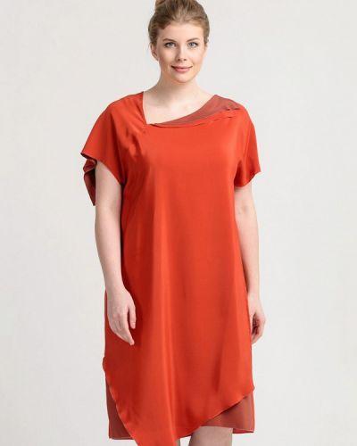 Повседневное платье осеннее Larro
