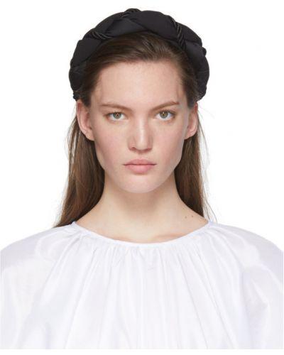 Opaska na głowę na głowie czarny Sophie Buhai