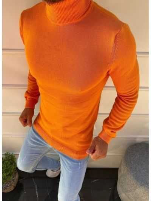 Golf - pomarańczowy Dstreet