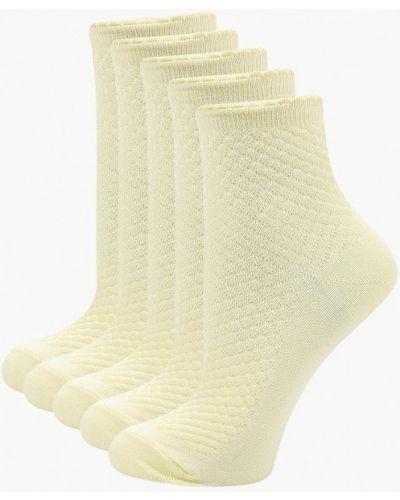 Желтый носки набор Alla Buone