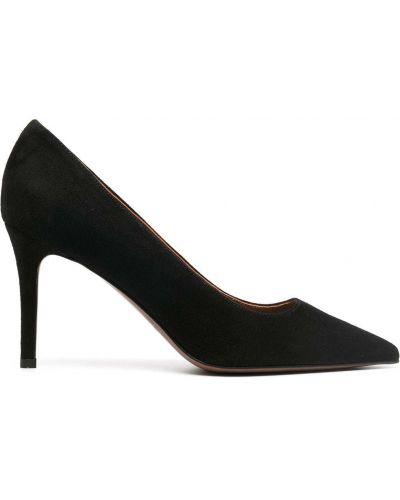 Замшевые туфли-лодочки на каблуке на высоком каблуке L'autre Chose