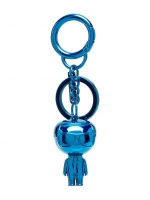 Niebieski łańcuszek Karl Lagerfeld