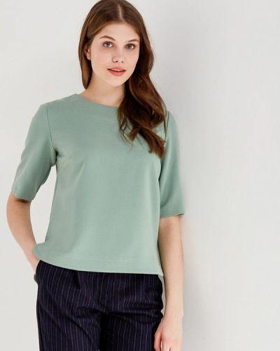 Зеленая блузка Echo