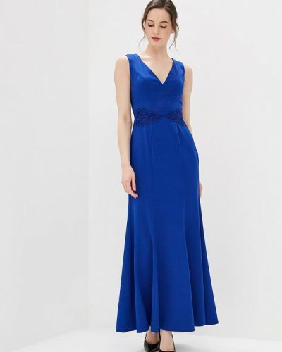 Синее платье Little Mistress