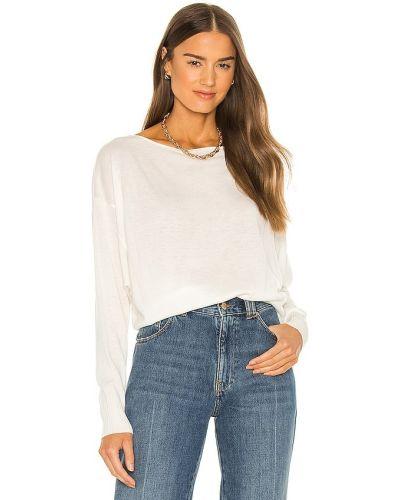 Шерстяной пуловер - белый Essentiel Antwerp