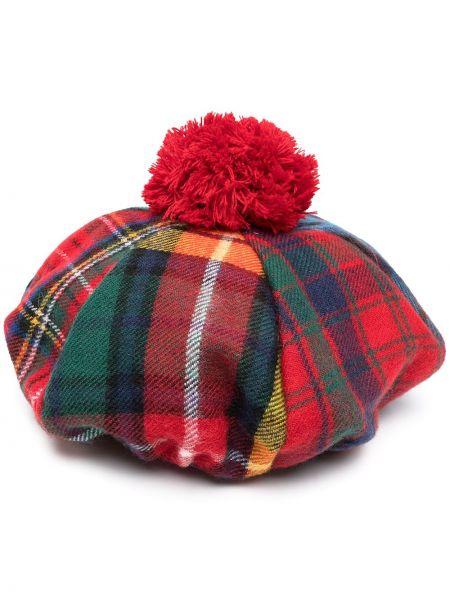 Wełniany beret Comme Des Garcons
