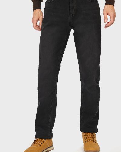 Черные джинсы осенние Baon