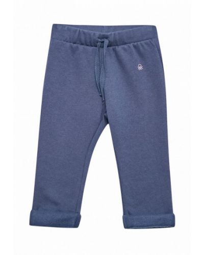 Синие брюки спортивные United Colors Of Benetton