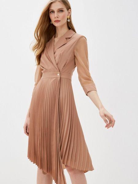 Однобортное платье Love Republic