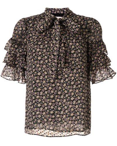 Рубашка с принтом Rebecca Taylor