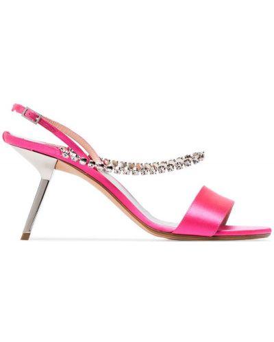 Босоножки розовый для обуви Alchimia Di Ballin