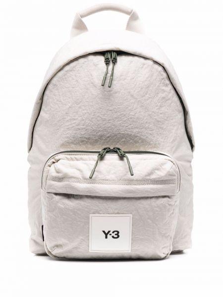 Plecak - biały Y-3