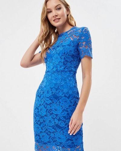 Синее платье Lusio