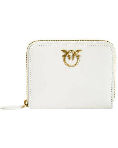 Biały portfel Pinko