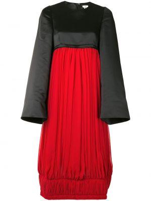 Платье миди - красное Comme Des Garçons
