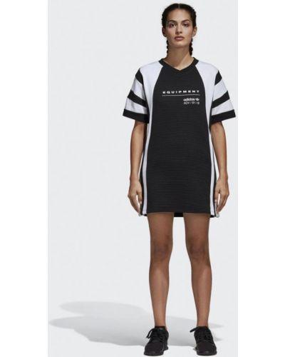 Платье футболка весеннее Adidas Originals