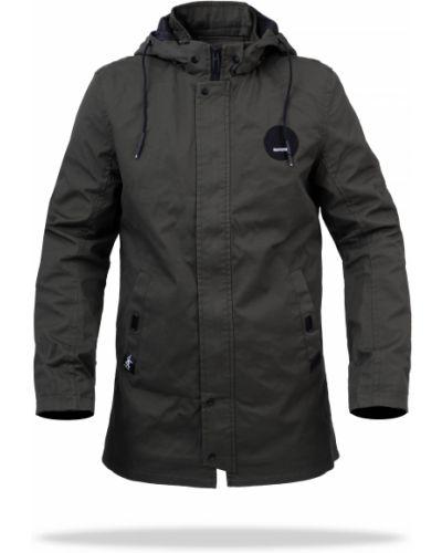 Куртка на кнопках - хаки Freever