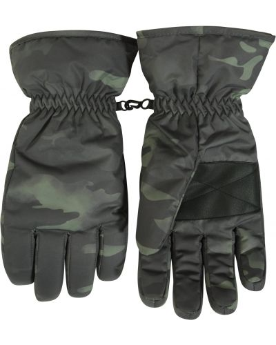 Zielone rękawiczki Mountain Warehouse