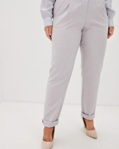 Зауженные серые брюки Balsako
