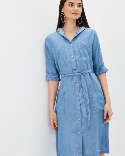 Джинсовое платье Helmidge
