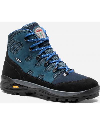 Легкие ботинки - синие Olang