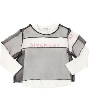 Футболка из органзы Givenchy