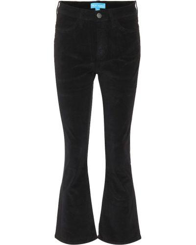 Расклешенные черные расклешенные джинсы винтажные Mih Jeans